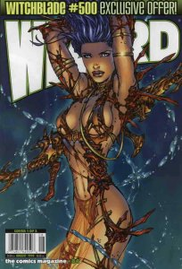 Wizard: The Comics Magazine #84A VF; Wizard | save on shipping - details inside