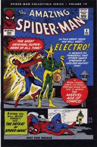Spider-Man Collectible Series #19 FN; News America Marketing | save on shipping
