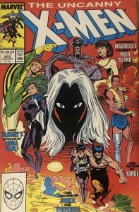 Marvel Comics Group! The Uncanny X-men! Issue 253!