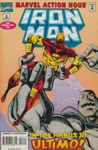 Marvel Action Hour, Featuring Iron Man #3 VF/NM; Marvel | save on shipping - det