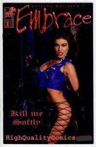EMBRACE #1, VF, Hartsoe's, Kill, Vampire, Carmen Electra, more indies in store