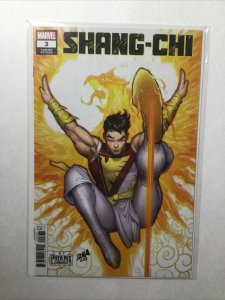 Shang-Chi 3 Variant Near Mint Nm Marvel