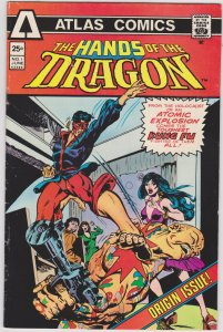 The Hands of the Dragon #1 (1975)