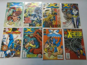 X-Factor lot 38 different issues from #103-148 8.0 VF (1994-98)