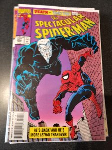 Peter Parker, de Spektakulaire Spiderman #126 (1993)