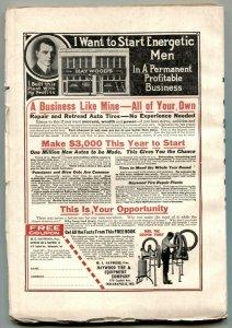 Pearson's Magazine April 1916- Railroad Wages VF