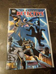 DETECTIVE COMICS #1000 DF DAN JURGENS & KEVIN NOWLAN WRAPAROUND EXCLUSIVE