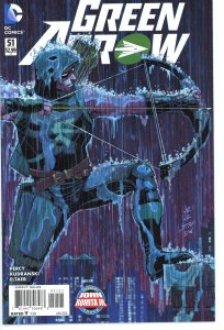 Green Arrow 51  John Romita Jr. Variant  9.0 (our highest grade)