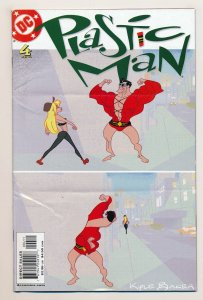 Plastic Man (2004) #4 FN