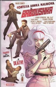 Codename Baboushka: Conclave Of Death #2B VF/NM; Image | save on shipping - deta