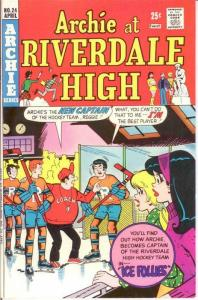 ARCHIE AT RIVERDALE HIGH (1972-1987)24 VF-NM COMICS BOOK
