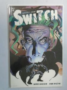 Batman Joker Switch #1 (2003) 8.0/VF