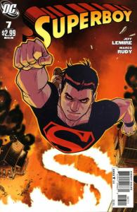 Superboy (4th Series) #7 FN; DC | save on shipping - details inside