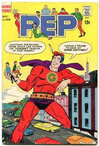 Pep Comics #198 1966- Archie- Betty & Veronica- Giantman