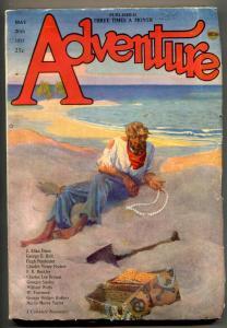 Adventure Pulp May 20 1923- Georges Surdez- J Allan Dunn
