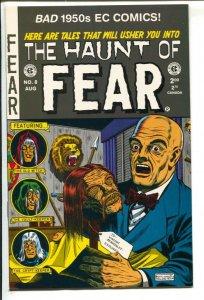Haunt Of Fear-#8-Aug-1994-Russ Cochran-EC Reprint
