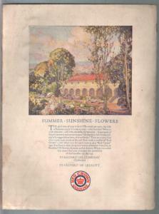 Touring Topics 6/1924-travel info-pix-illustrations-vintage cars-G/VG