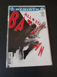 ALL STAR BATMAN #4 NM