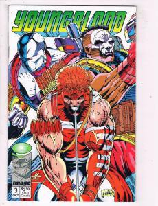 Young Blood #3 VF/NM Image Comics Modern Age Comic Book Oct 1992 DE48