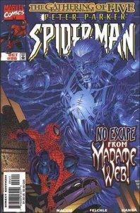 Marvel SPIDER-MAN (1990 Series) #96 VF