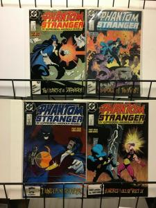 PHANTOM STRANGER (1987) 1-4  MIGNOLA, PC Russel mini