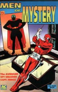 Men of Mystery #35 FN; AC | save on shipping - details inside