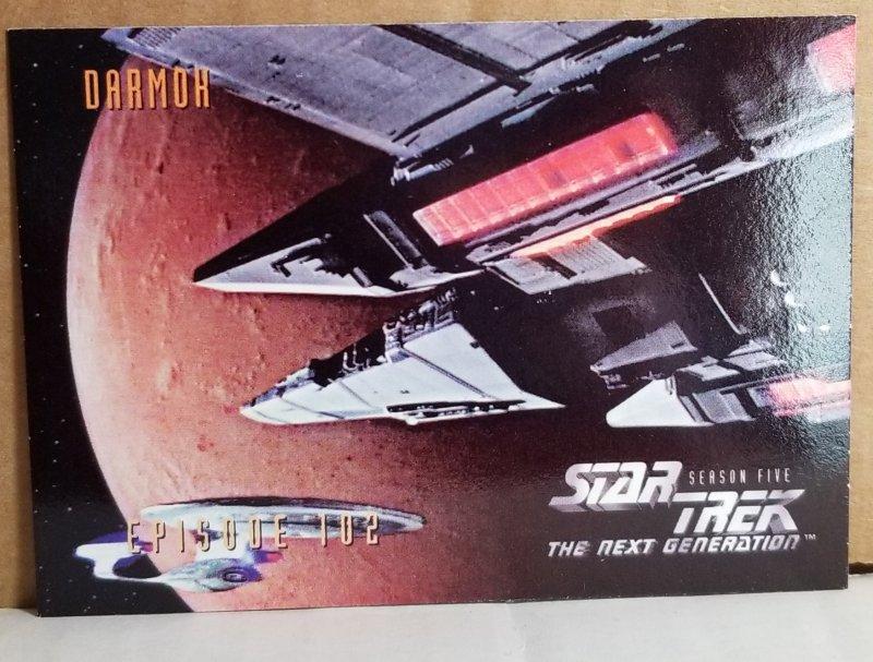 1994 Star Trek The Next Generation #433