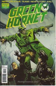 Green Hornet (Dynamite) #28A VF/NM; Dynamite | save on shipping - details inside