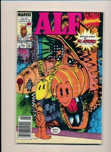 Marvel ALF 64 Page ANNUAL #2 1989 FINE (PF832)