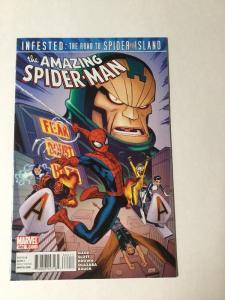 Amazing Spider-man 662 Nm Near Mint
