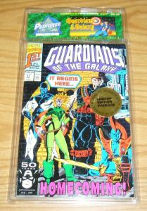 Treat Pedigree Collection: Guardians of the Galaxy VF/NM limited edition pack