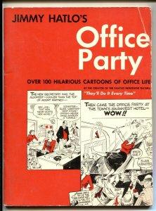 Jimmy Hatlo's Office Party Magazine 1959