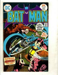 Batman # 265 VF DC Comic Book Robin Joker Catwoman Gotham Penguin Ivy GK1