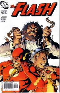 Flash (1987 series) #229, NM- (Stock photo)