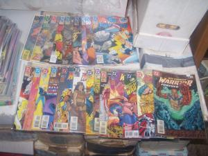 Guy Gardner  WARRIOR   # 0 1-10 14 16-37 (1992, DC) green lantern