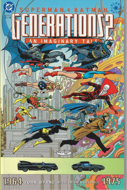 Superman & Batman Generations 2 #2 (DC, 2001)