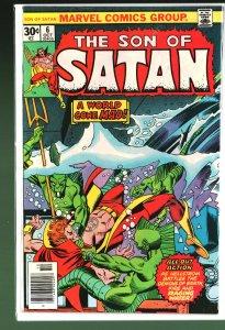Son of Satan #6 (1976)