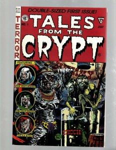 Tales From The Crypt # 1 EC Comic Book Gladstone Reprint NM Jack Davis Cover SB5