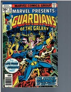 Marvel Presents #11 (1977)