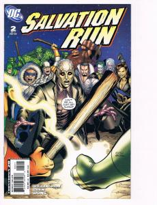 Salvation Run # 2 DC Comic Books Hi-Res Scans Modern Age Awesome Issue WOW!!! S3