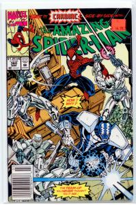 Amazing Spider-Man #360 HIGH GRADE  1st Carnage (cameo)