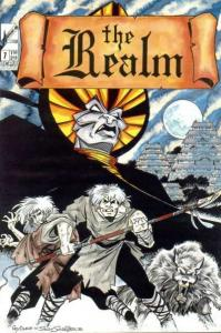 Realm (1986 series) #7, NM- (Stock photo)