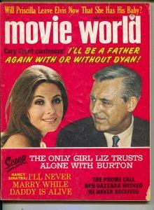 Movie World-Cary Grant-Nancy Sinatra-Elvis-July-1968