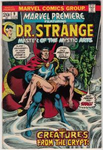 Marvel Premier #9 (Jul-73) VF/NM High-Grade Dr. Strange