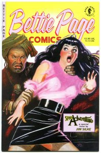 BETTIE PAGE COMICS Spicy Adventure #1, NM, Jim Silke, 1997, more BP in store
