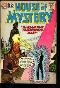 House of Mystery #121 (1962)