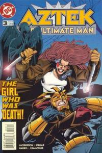 Aztek: The Ultimate Man #3, NM (Stock photo)