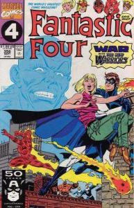 Fantastic Four (1961 series) #356, VF+ (Stock photo)