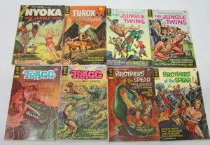 Jungle comics lot 30 different books various conditions (mostly Bronze years)