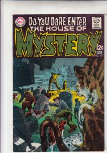 House of Mystery #177 (Dec-68) FN Mid-Grade
